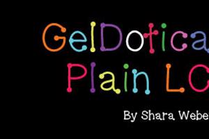 GelDotica Plain LowerCase