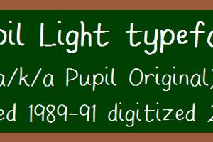Pupil Light