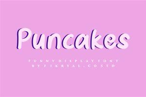 Puncakes