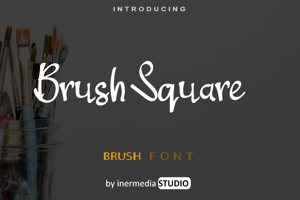 Brush Square