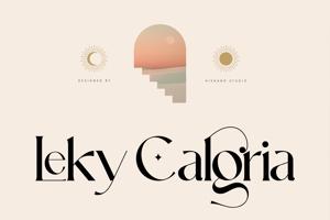Leky Calgria