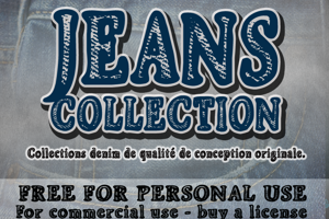 CF Jeans Collection