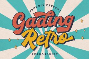 Gading Retro