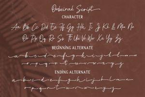 Owbeirak Script
