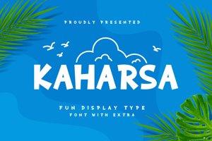 Kaharsa