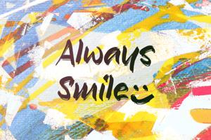 a Always Smile