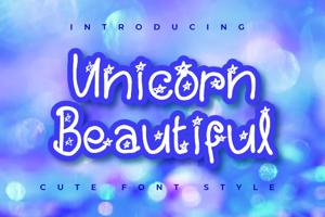 Unicorn Beautifull