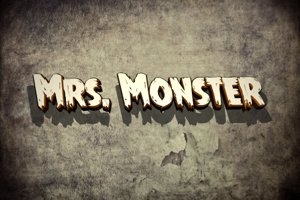Mrs. Monster