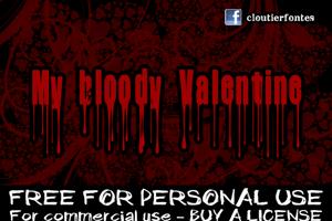 CF My Bloody Valentine