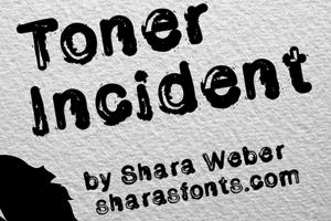 Toner Incident