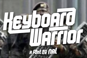 Keyboard Warrior