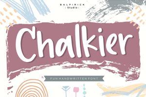 Chalkier
