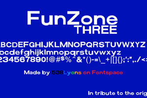 FunZone Three