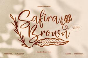 Safira Brown