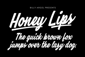 Honey Lips
