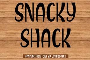 Snacky Shack