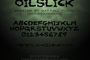 Oilslick