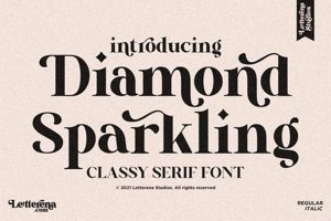 Diamond Sparkling