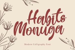 Habits Monuga
