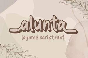Alunta
