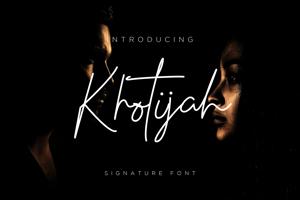 Khotijah