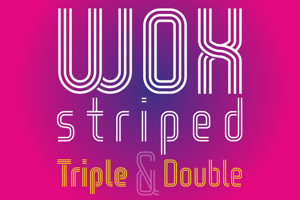 WOX-Striped Triple Demo