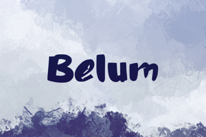 b Belum