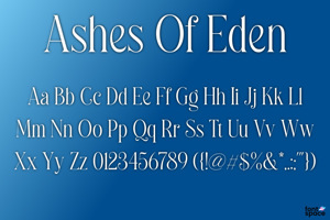 BB Ashes Of Eden
