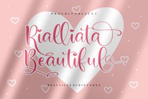 Rialliata Beautiful