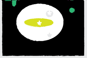 ojo de sapo