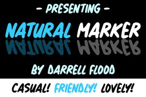 Natural Marker