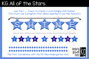 KG All of the Stars