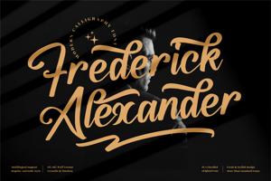 Frederick Alexander