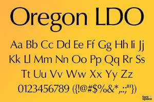 Oregon LDO