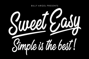 Sweet Easy (Personal Use)