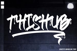 Thishub Graffiti