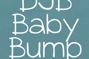 DJB BABY BUMP