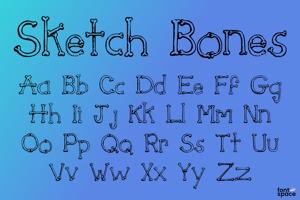 Sketch Bones