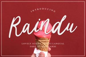 Raindu