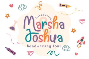 Marsha & Joshua