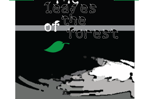 the leaves of the forest