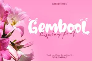 Gembool