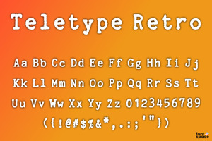 Teletype Retro
