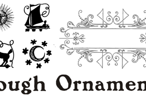 Rough Ornaments Free
