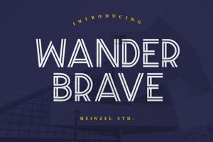 Wander Brave