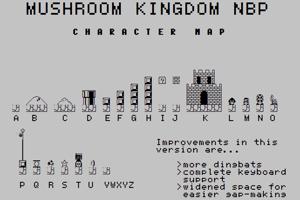 Mushroom Kingdom NBP