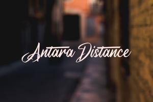 a Antara Distance