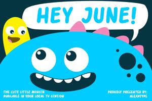HEY JUNE