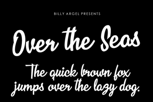 Over the Seas
