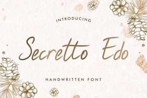 Secretto Edo